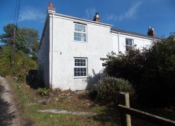 Thumbnail 3 bed cottage for sale in West End, Blackwater, Truro