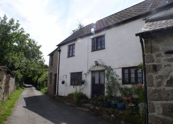 Thumbnail Semi-detached house for sale in Throwleigh, Okehampton