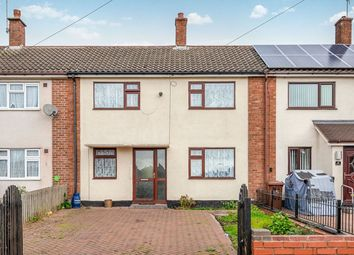 Thumbnail 2 bed terraced house for sale in High Street, Norton Canes, Cannock