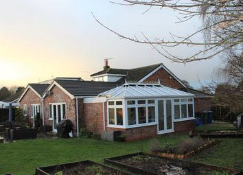 Thumbnail 3 bed property for sale in Meadow Close, Reepham, Lincoln