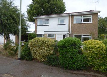 Thumbnail 4 bedroom property to rent in Wildcroft Drive, Finchampstead, Wokingham