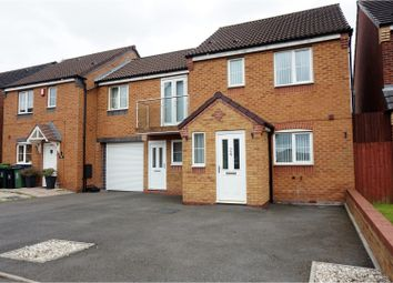 Thumbnail 4 bedroom semi-detached house for sale in Anchor Drive, Tipton