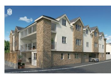 Thumbnail 2 bed flat for sale in Rosewarne Road, Camborne