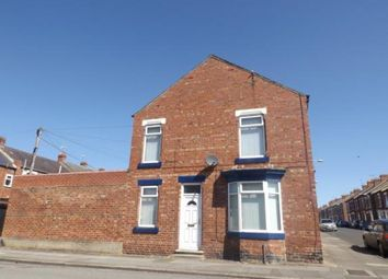 Thumbnail 2 bed terraced house for sale in Willow Road East, Darlington, Durham
