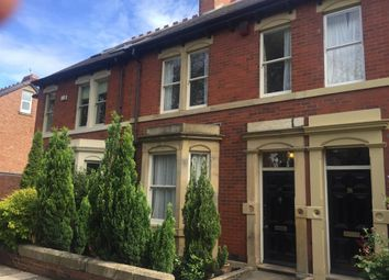 Thumbnail 4 bed terraced house to rent in Albury Road, Jesmond, Newcastle Upon Tyne