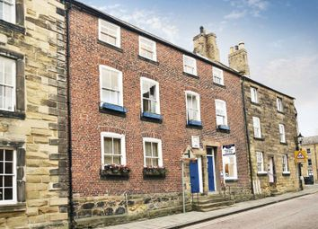 Thumbnail 4 bedroom terraced house for sale in Bailiffgate, Alnwick