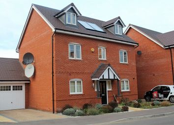 Thumbnail 5 bed detached house to rent in Boxall Way, Slough, Berkshire