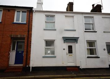Thumbnail 2 bed terraced house for sale in George Street, Exmouth, Devon