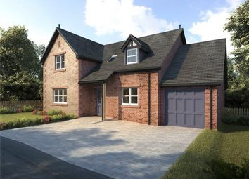 Thumbnail 4 bed detached house for sale in Plot 2, Thornedge Gardens, Cumwhinton, Carlisle