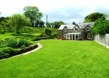 Thumbnail 4 bed detached house for sale in Selattyn, Oswestry