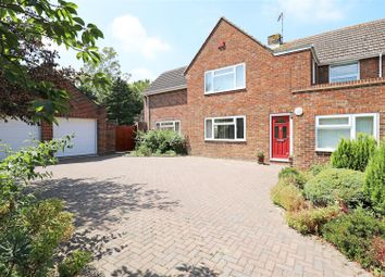Thumbnail 5 bed semi-detached house for sale in Park Drive, Sittingbourne