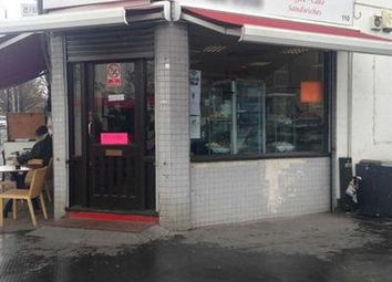 Thumbnail Restaurant/cafe to let in Malden Road, London