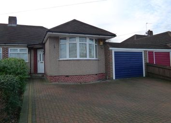 2 bed semi-detached bungalow to rent in Longmead Drive, Sidcup DA14
