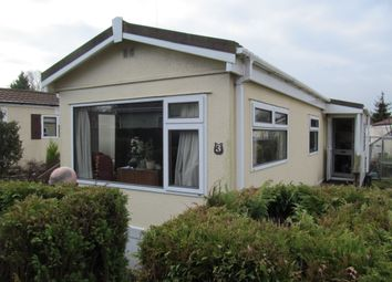 Thumbnail 2 bed mobile/park home for sale in Mytchett Farm Park, Mytchett, Nr Camberley, Surrey
