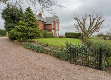 Thumbnail 6 bed detached house for sale in Windsor Court, Windsor Road, Crowle, Scunthorpe