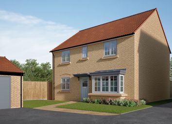 """Thumbnail 4 bed detached house for sale in """"The Pembroke"""" at Isemill Road, Burton Latimer, Kettering"""