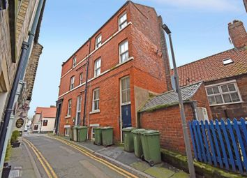 Thumbnail 1 bed flat for sale in Silver Street, Whitby
