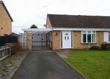 Thumbnail 2 bed semi-detached bungalow for sale in Leybourne Crescent, Pendeford, Wolverhampton, West Midlands
