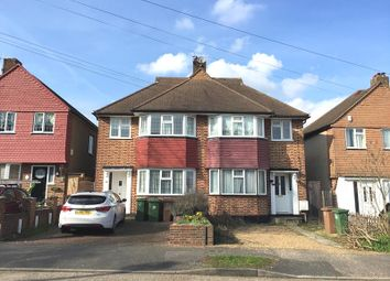 Thumbnail 4 bed semi-detached house to rent in Barrington Road, Sutton