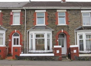 Thumbnail 3 bedroom terraced house for sale in Standard Street, Trethomas, Caerphilly