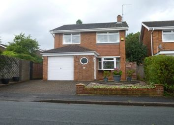 Thumbnail 3 bed property to rent in Greenfields Croft, Little Neston, Neston