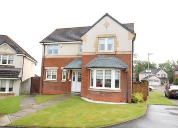 Thumbnail 4 bedroom property for sale in Berriedale Crescent, Blantyre, Glasgow