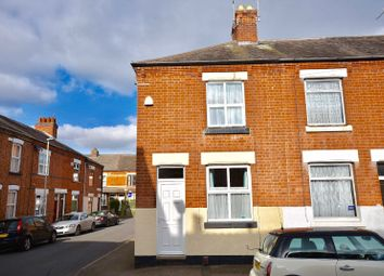 Thumbnail 2 bed end terrace house for sale in Earl Russell Street, Aylestone, Leicester