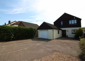 Thumbnail 4 bed detached house for sale in Reepham Road, Hellesdon, Norwich