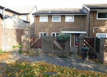 Thumbnail 1 bed end terrace house for sale in Albion Terrace, Gravesend