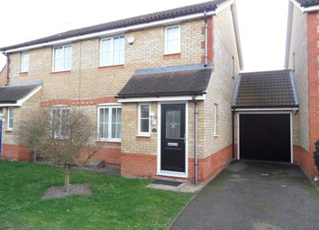 Thumbnail 3 bed property to rent in Morris Court, Yaxley, Peterborough