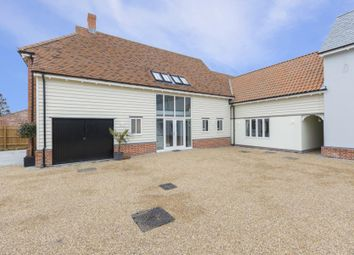 Thumbnail 5 bed detached house for sale in Old Lodge Court, White Hart Lane, Chelmsford, Essex