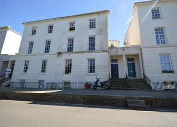 Thumbnail 1 bed flat to rent in Strangways Terrace, Truro