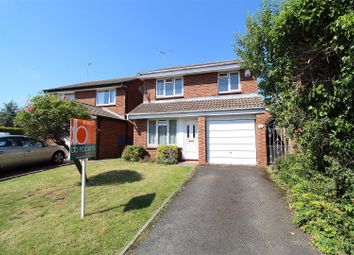 Thumbnail 3 bed detached house for sale in Clewley Drive, Wolverhampton