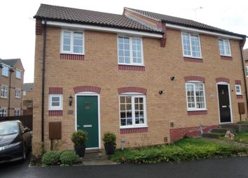 Thumbnail 3 bed semi-detached house to rent in Swallow Crescent, Ravenshead, Nottingham