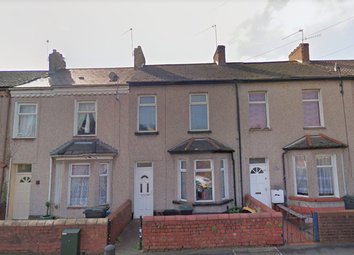Thumbnail 3 bed terraced house to rent in Archibald Street, Newport