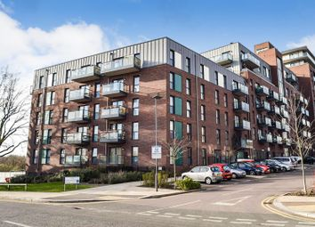 Thumbnail 1 bed flat for sale in Crested Court, Hendon Waterside, London