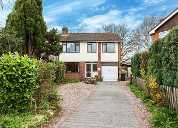 Thumbnail 5 bed semi-detached house for sale in Malvern Close, Congleton