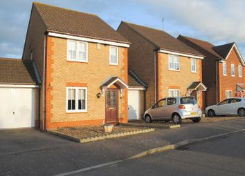 Thumbnail 3 bed semi-detached house for sale in Fuchsia Way, Rushden