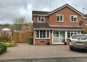 Thumbnail 4 bed property to rent in Oswestry Close, Walkwood, Redditch