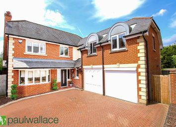 Thumbnail 5 bedroom detached house for sale in Hull Close, Cheshunt, Waltham Cross