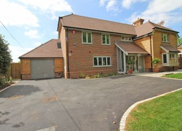 Thumbnail 4 bed detached house for sale in Barnes Lane, Milford On Sea, Lymington