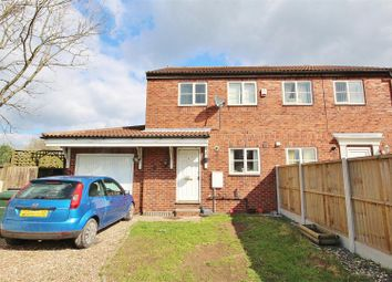 Thumbnail 3 bedroom semi-detached house for sale in Beech Croft, Barlby, Selby