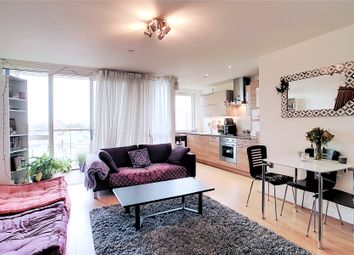 Thumbnail 1 bed flat to rent in The Panoramic, 6 Hay Currie Street, London