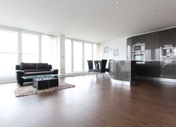 Thumbnail 3 bed flat to rent in 18 Western Gateway, London