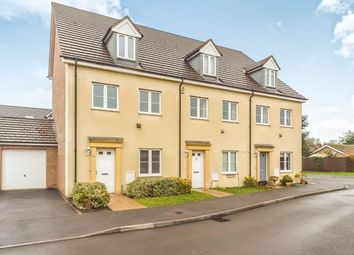 Thumbnail 4 bed end terrace house for sale in Harewelle Way, Harrold, Bedford, Bedfordshire