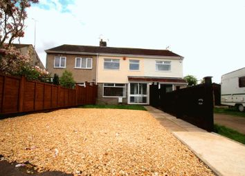 Thumbnail 3 bed terraced house for sale in Mead Road, Portishead, Bristol