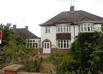 Thumbnail 4 bed semi-detached house for sale in Wymington Road, Rushden