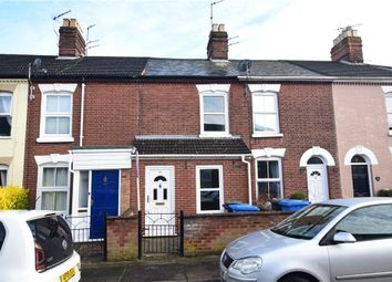Thumbnail 2 bed terraced house for sale in Carlyle Road, Norwich
