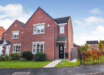Thumbnail 3 bed detached house for sale in Glaramara Drive, Carlisle