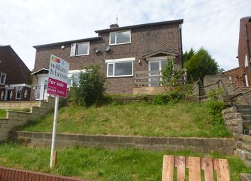 Thumbnail 3 bed semi-detached house for sale in Knaresborough Drive, Fartown, Huddersfield